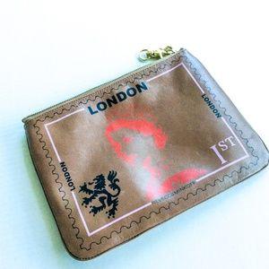 Rebecca Minkoff London Leather Zipper Pouch/Clutch
